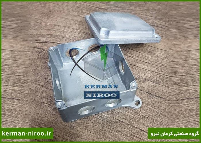 تولیدکننده انواع جعبه تقسیم برق فلزی