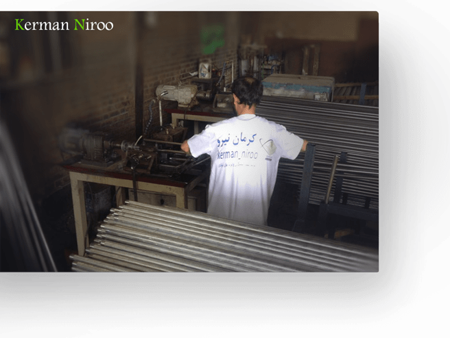 Producer-kerman-niroo pipe pvc