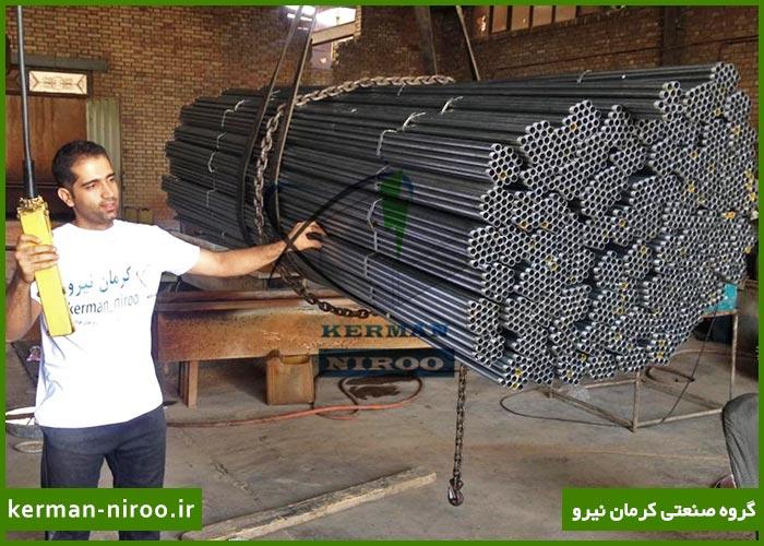 تولیدکننده انواع لوله فولادی برق