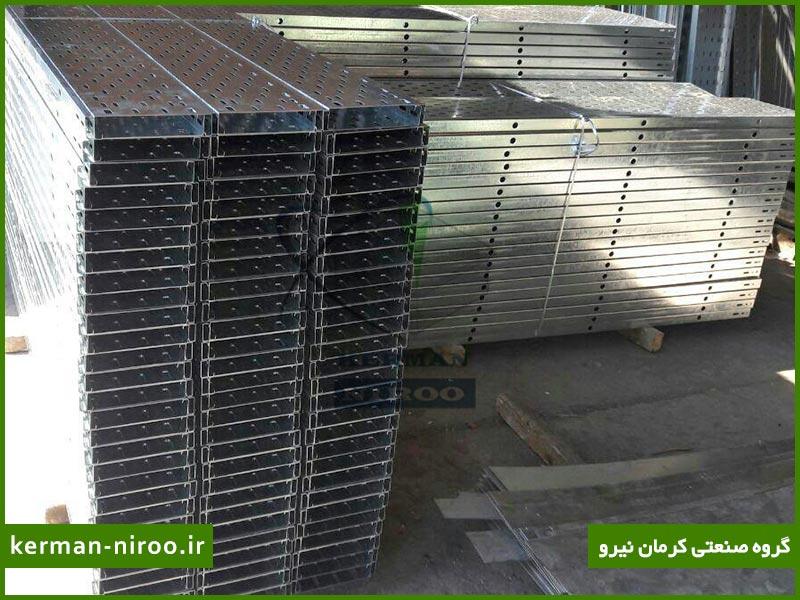 تولیدکننده انواع سینی کابل برق