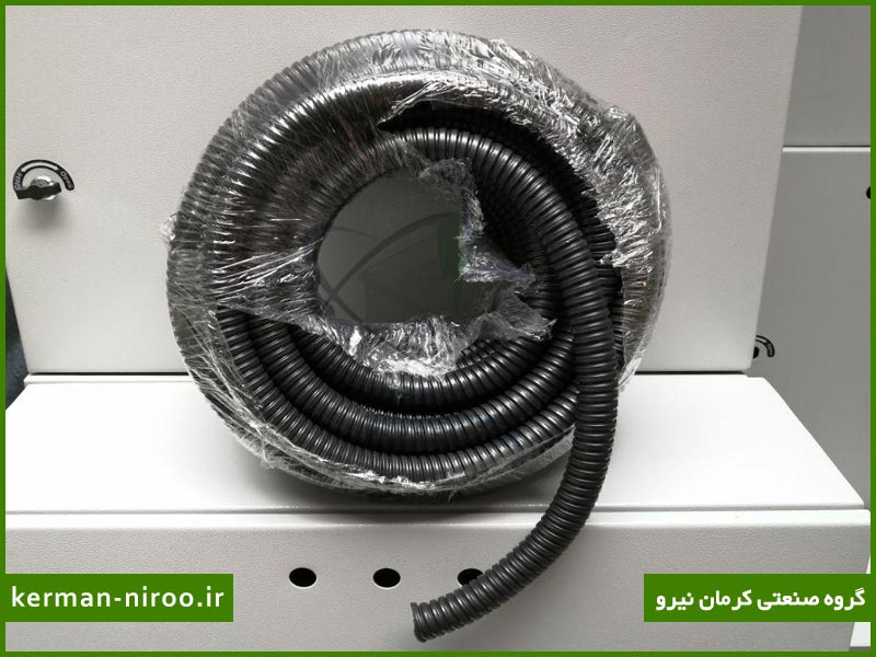 تولید و پخش لوله فلکسیبل برق خرطومی