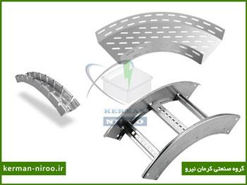 تولید زانو کابل اتصال سینی کابل
